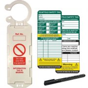 Scaffold Asset Safety Tags