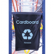 Warehouse Industrial Recycling Sack Cardboard