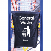 Warehouse Industrial Recycling Sack General Waste