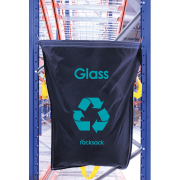Warehouse Industrial Recycling Sack Glass