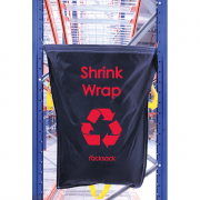 Warehouse Industrial Recycling Sack Shrink Wrap