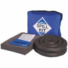 50 Ltr AdBlue Spill Kit - Blue Shoulder Bag