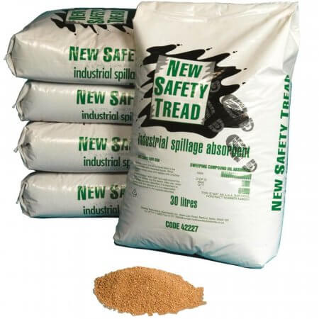 New Safety Tread Premium Absorbent Granules