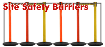 Site Safety Barriers